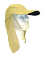 Glacier 47NVKK Sunshade Ball Cap - W/Chin Strap & Neck Shade - 47NVKK
