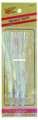 "Gold Star 1635-000-001 Squid - Twinkle Skirt, 4 1/4"", 3/Pk Aurora - 1635-000-001"