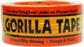 """Gorilla GORT60121 Tape 1.88""""x12Yds - Black - GORT60121"""