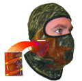 Heat Factory 1787-MO Helmet - Balaclava Mossy Oak - 1787-MO