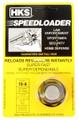 HKS 10-A Speedloader 38/357 S&W - 10/12/13/14/15/19/64/65/66/67 - 10-A