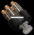 HKS 22-K Speedloader 22LR S&W - 17/18/K22 Colt Diamondback Dan - 22-K