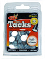 HME PRT-50-W Reflective Trail Tacks - White - PRT-50-W