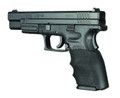 Hogue 17300 Handall Grip - Springfield XD 9,40.357 Black Grip - 17300