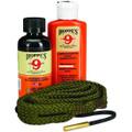 Hoppes 110009 BoreSnake 1.2.3 Done! - Cleaning Kit 9mm 38Cal Pistol - 110009
