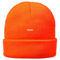 Hot Shot 46-649-IO 4-Ply Knit Cuff - Cap, Blaze Orange - 46-649-IO