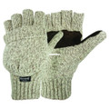 Hot Shot 20-238-1 Insulated Ragg - Wool Pop-Top Mitten, 40Gr - 20-238-1
