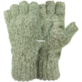 Hot Shot 20-226-1 Fingerless Ragg - Wool Glove Lightweight Oatmeal - 20-226-1