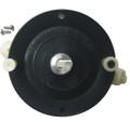 HT RR-10 Rattle Reel W/Drag Blk - RR-10