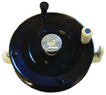 HT R-10B Econo Ice Reel Black W/Drag - R-10B
