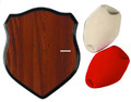 Hunters Specialties 00639 Deer - Antler Mounting Kit w/Red & Creme - 639