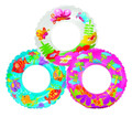 "Intex 59242EP Swim Ring 24"" Asst - Colors - 59242EP"
