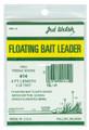 Jed Welsh FBL-14 Floating Bait Ldr - 3Lb Sz 14 - FBL-14