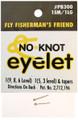 Kipper PB300 Fly Eyelet 1 Small/1 - Large - PB300