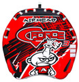 Kwik Tek AHGF-3 Airhead G-Force 3 - 3-Rider Towable - AHGF-3