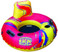 Kwik Tek AHRR-2 Airhead Ragin' - River River-Lake-Pool Tube w/Seat - AHRR-2