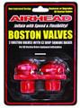 Kwik Tek AHBV-2 Airhead Boston - Valve 2Pk - AHBV-2