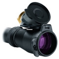 Leupold 59060 Flip-Up Black Lens - Cover, Ultralight - 59060