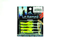 Lip Ripperz LR3-SR32 Lit'l RipperZ - Jig, 1/32 oz, Sz 8 Hook, Snot Rocket - LR3-SR32