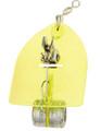 "Luhr Jensen 5520-002-0092 Deep Six - Diver 5"" Chartreuse Crystal - 5520-002-0092"