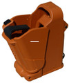 LULA UP60BO UpLULA Universal Pistol - Magazine Loader & Unloader - Orange - UP60BO