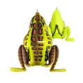 "Lunkerhunt CF02 Combat Frog Hollow - Body Frog, 2 1/2"", 3/4 oz, Cane - CF02"