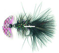 Macks Lure 60233 Smile Blade Fly - #2 Hook, Transparent Scale Smile - 60233
