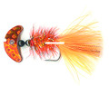 Macks Lure 60237 Smile Blade Fly - #2 Hook, Copper Scale Smile - 60237