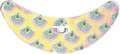 """Macks Lure 65301 Smile Blade, 1 - 1/2"""", Silver Scale, 5/Pack - 65301"""