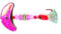 Macks Lure 08200 Wedding Ring - Pro-Glo Series Spinner, #6 Hook - 8200