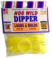 Magic Bait 48-55 Hog Wild Bait - Dipper Yell Dip Worm - 48-55