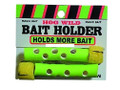 Magic Bait 48-37 Hog Wild Hook - Size 4, Treble/Baitholder, Bronze - 48-37