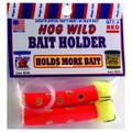 Magic Bait 48-59 Hog Wild Hook - Size 4, Treble/Baitholder, Bronze - 48-59