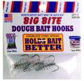 Magic Bait 30-48 Big Bite Dough - Bait Hook, Size 4, Treble, Bronze - 30-48