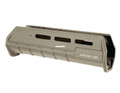 Magpul MAG496-FDE MOE M-LOK Forend - Remington 870, Flat Dark Earth - MAG496-FDE