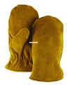 Majestic 1635/10 Suede Chopper Mitt - Large Tan - 1635/10