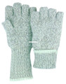 Majestic 3427/8 Ragg Wool Gloves - Fingerless Med Wt Sz Small/Med - 3427/8