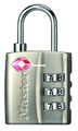 Master Lock 4680DNKL Travel Sentry - TSA Approved Luggage Lock - 4680DNKL