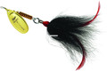 Mepps BM G-BK Musky Killer In-Line - Spinner Bucktail, 3/4 oz, 5/0 - BM G-BK