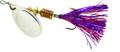 Mepps B2FT S-PPK Aglia Flashabou - In-Line Spinner 1/6 oz - B2FT S-PPK