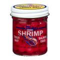 Mike's 1012 Shrimp Salmon Eggs - Flourescent Red 1.1 oz - 1012