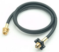 Mr Heater F273701 5' Propane Hose - Assembly For 5 To 10 Disposable - F273701