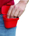 MTM ABP Ammo Belt Pouch For 22LR - Ammo Red - ABP