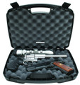 "MTM 809-40 Snap Latch Two Pistol - Handgun Case, Up to 8"" Barrel - 809-40"