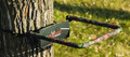 Muddy CR0090 Universal Treestand - Shooting Rail, Flips Up, Backrest - CR0090