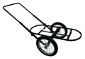 Muddy MGC400 Mule Game Cart, Folds - Flat, Balanced Design, 300 lb - MGC400