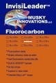 Musky Innovations FL-12 - Fluorocarbon Leader 12 80Lb - FL-12