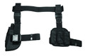 NcSTAR CV2908 3pcs Drop Leg Gun - Holster & Magazine Holder Black - CV2908