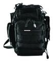 NcSTAR CVFRB2918B PVC First - Responders Utility Bag Black - CVFRB2918B