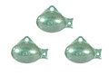 Off Shore OR20 1 X Replacement Pro - Guppy Weights 1oz 3 Pk 99.9% Lead - OR20 1 X